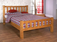 Affordable range of bedroom furniture